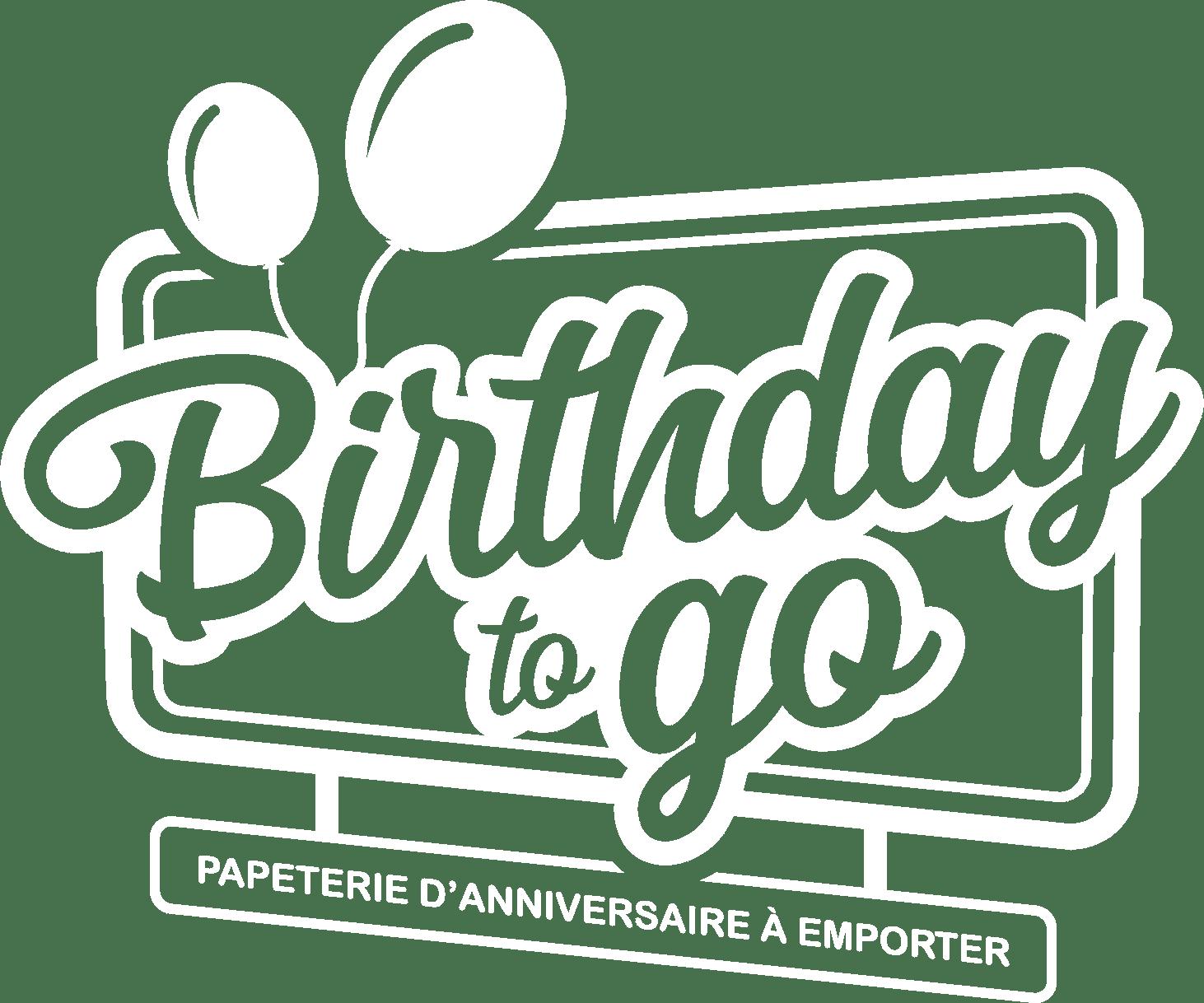 référence client Birthday To Go